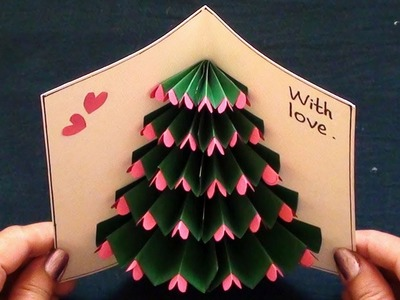 Beautiful Greeting Card Idea | DIY Birthday card | Complete tutorial