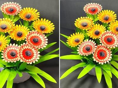 Craft Flower Bouquet How To Make A Paper Flower Bouquet Tutorial