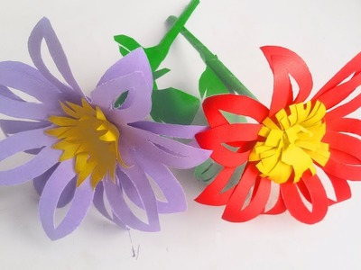 How to make origami paper flower # DIY origami flower # how to make origami flower