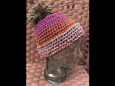One skien crochet project