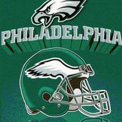 CRAFTS Philadelphia Eagles Cross Stitch Pattern***LOOK***
