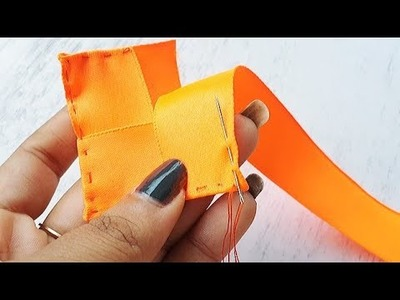 Unique Ribbon Craft Ideas, DIY Cool Ideas, Ribbon Art