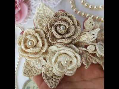 Crochet  dessining ideas for drass& room decoration