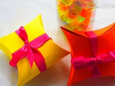 How to create simple and elegant gift boxes