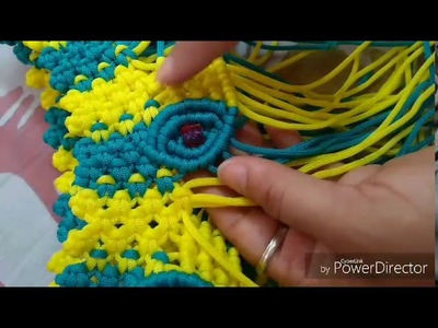 How to make an awesome hand made purse handmade degine at home.