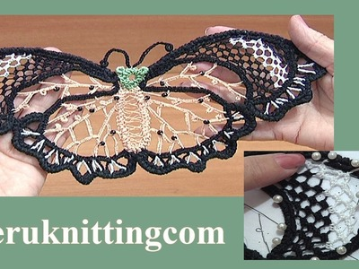How to Make Butterfly Tutorial 61 Part 2 of 3
