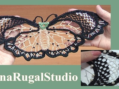 How to Make Butterfly Tutorial 61 Part 3 of 3
