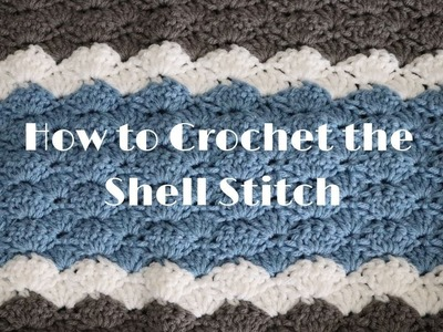 How to Make the Shell Stitch