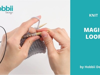 Knitting - Magic Loop
