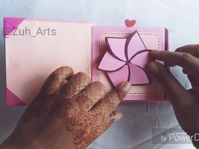Mini scrapbook for your loved ones!