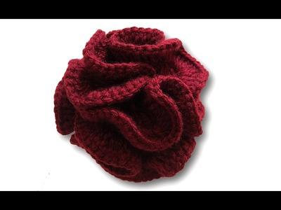 የቦርሳ ማስጌጫ አሰራር | How to crochet a bag charmer