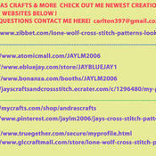 Unique Hand Made pdf Sewing Dmc Crafts Gone With The Wind Cross Stitch Pattern***LOOK***