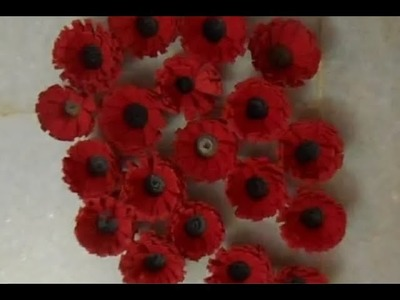 Amazing and Attractive Paper Flower Wall Hanging. hanging.how to make paper flower