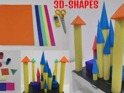 DIY - 3D Shapes
