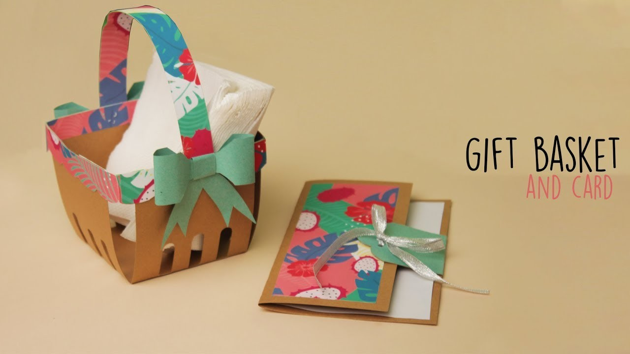 Diy Gift Basket And Card Gift Basket Ideas Gift Card Ideas