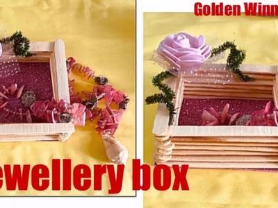 DIY Jewellery box | Easy Jewellery box
