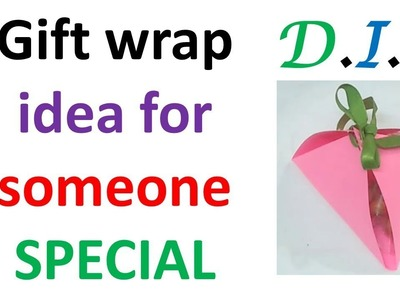 DIY Simple Gift pack for someone special | Gift for her | Gift for him | Gift for children