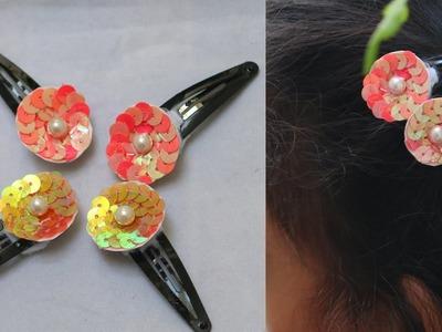 DIY  tikali lace tiktok hair pin