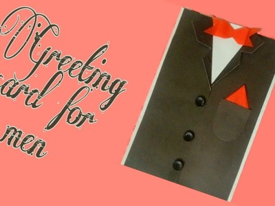 Greeting card.handmade  card for father.Greetings card.Latest Design.card for boyfriend