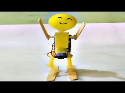 How to Make a Mini Robot- Very Easy
