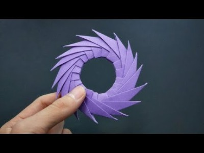 How to make a paper Darts | Origami Darts | DIY paper crafts | Easy Origami step by step Tutorial