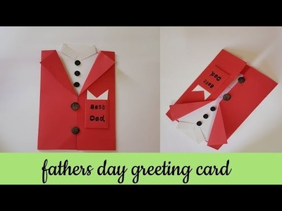 How to make fathersday greeting card.Home made gift card idea.malayali youtuber.ART4 u