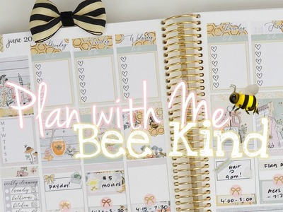 Plan with Me. Summer Time. Paper Crown Planner