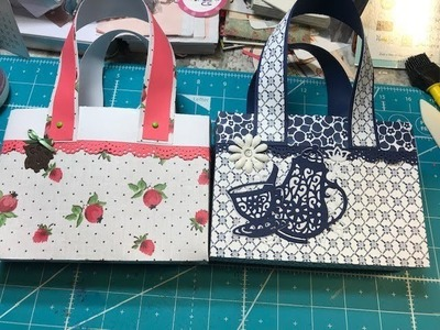 Purse Card Holder DIY