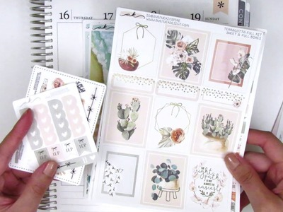 Sticker Haul: Ft. Paper Bear Co, Avenue K Design, Chic Blossom Prints, & More!