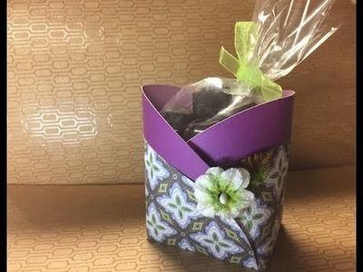 3D Paper Basket