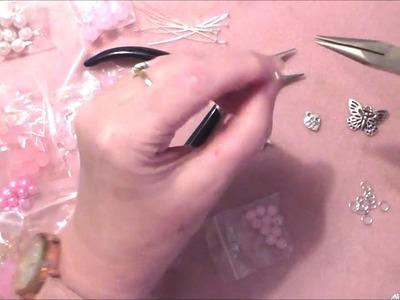 Beebeecrafts bead kit planner charm