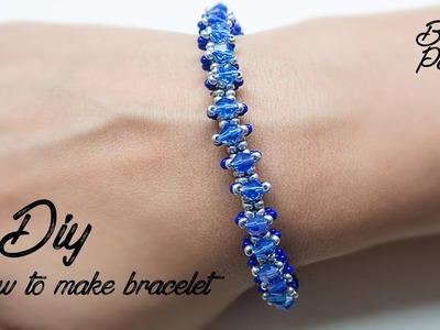 Bracelet ! How to make bracelets ! DIY gift