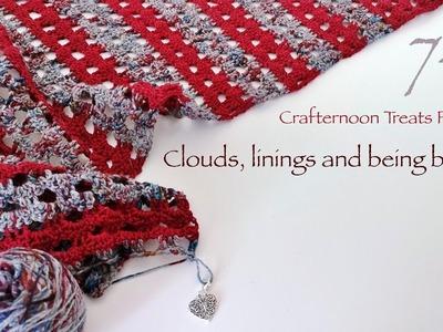Crafternoon Treats Crochet Podcast: 74