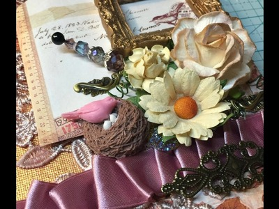Crafting with December Craft Box