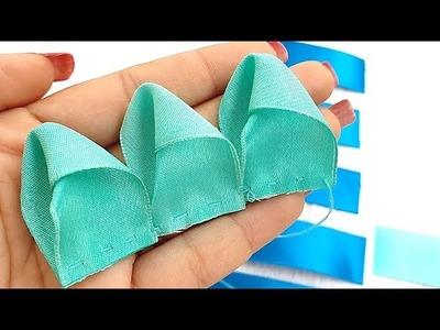 DIY Amazing Creative Art, Ribbon Craft Ideas