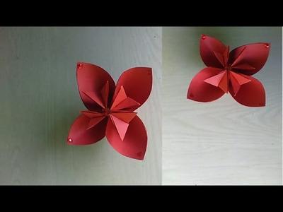 Easy Origami Kusudama Flower | DIY Projects