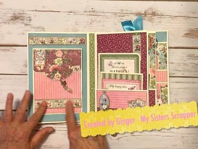 G45 Bloom Mini Album Folio