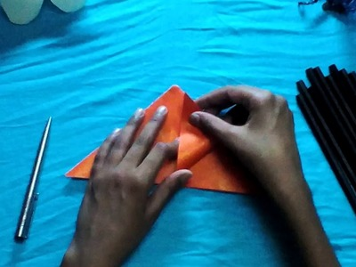 How to make a paper butterfly ????????