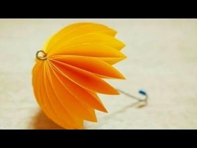 How to Make Amazing Umbrella | DIY - Paper Umbrella