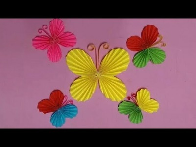 How to Make Butterfly  | DIY Projects