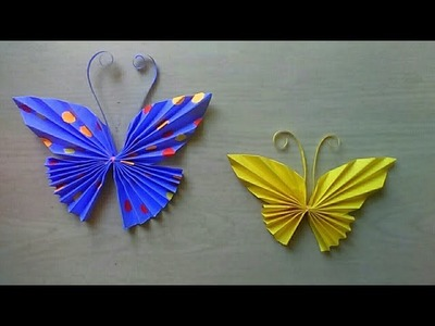 Make a Very Beautiful Butterfly  | Very Easy Steps