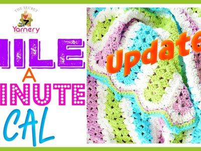 Mile A Minute CAL Update!