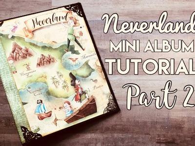 Neverland Mini Album Tutorial Part 2: Pages 1 & 2