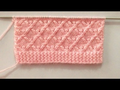 New Beautiful Knitting Pattern For Baby Seater. Ladies Sweater And Cardigan
