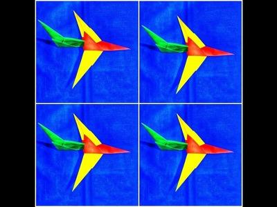 Paper Plane. Video King By Sami