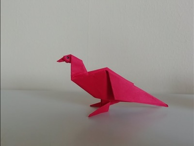 PIGEON OF PAPER.ORIGAMI
