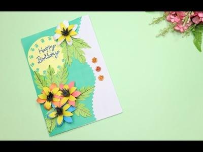 Romantic Birthday Cards | Cute Birthday Cards | Create Birthday Card | Do It Yourself Crafts