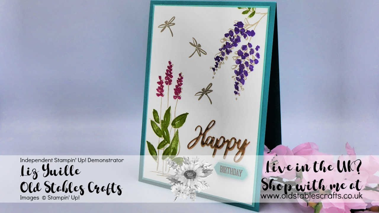 Soft Spring - Preparing New Photopolymer Stamps - Top Tip Tuesday