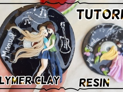 | Tutorial polymer clay |  Music in love