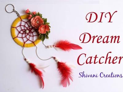 DIY Dream Catcher. How to make Dream Catcher